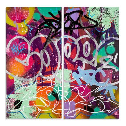 Cope2 Art - Graffiti Style III