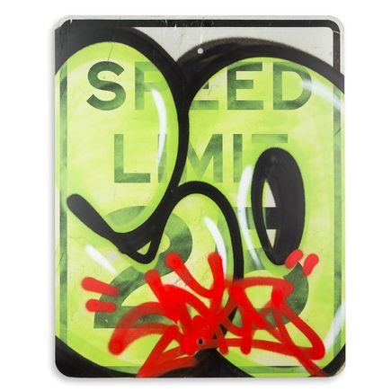 Cope2 Art - Speed Limit 25
