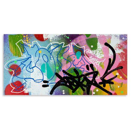 Cope2 Art - Graffiti Style VI