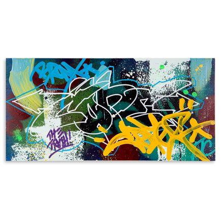Cope2 Art - Graffiti Style VII