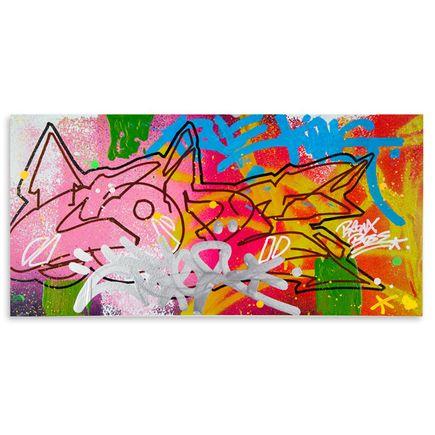 Cope2 Art - Graffiti Style IX