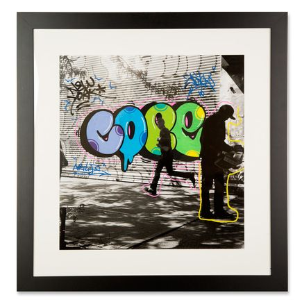 Cope2 x Monica Alonso Art - Lower East Side