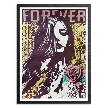 Copyright Art Print - Forever, Forever, Forever - Variant II - Limited Edition Prints
