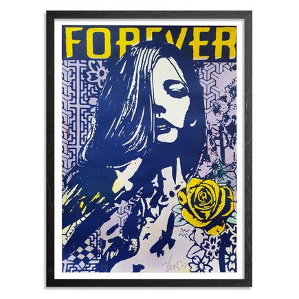 Copyright Art Print - Forever, Forever, Forever - Variant III - Limited Edition Prints