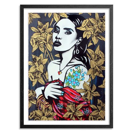 Copyright Art Print - Spring - Gold Edition