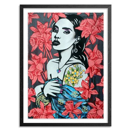 Copyright Art Print - Spring - Red Edition