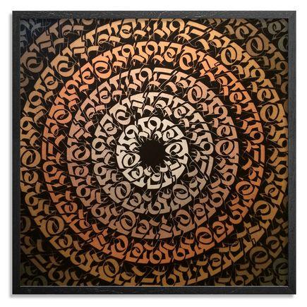 Cryptik Art - Avalokiteshvara