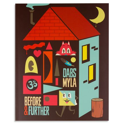 Dabs Myla Book - Before & Further