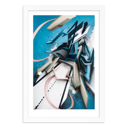 Daim Art Print - Dynamic Splash