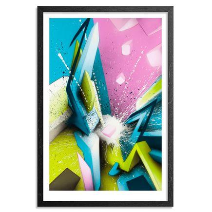 DAIM Art Print - Eruption