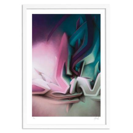 DAIM Art Print - $? Dusty Pink