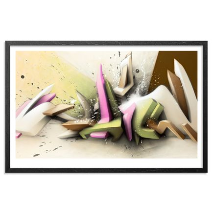 DAIM Art Print - Pink Nature