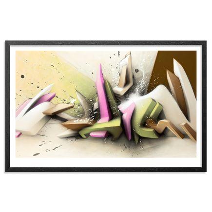 DAIM Art Print - Pink Nature