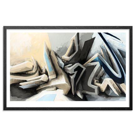 DAIM Art Print - Shadow