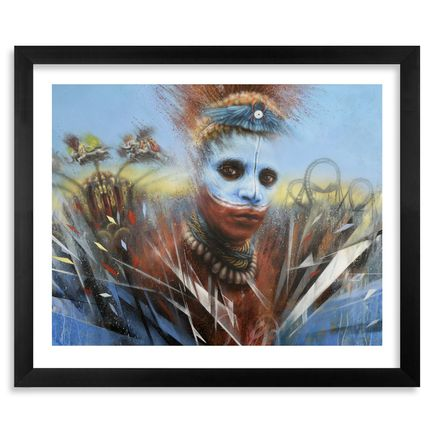 Dale Grimshaw Art Print - Disney's World - Standard Edition