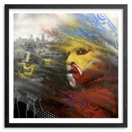 Dale Grimshaw Art Print - Finders Keepers - Hand-Embellished Edition