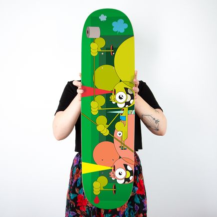 Dalek Art Print - Skate Monkey