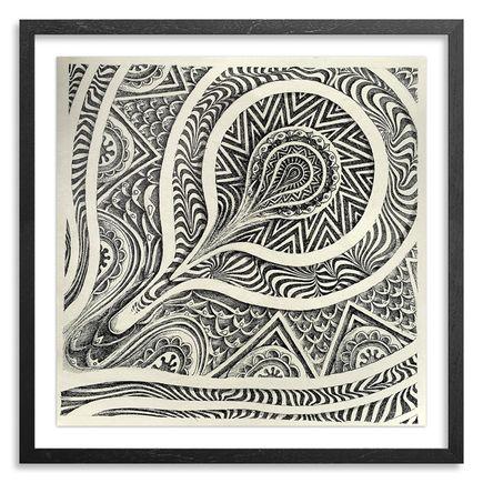 Damon Soule Original Art - Mandala Study I