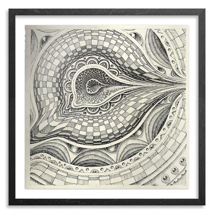 Damon Soule Original Art - Mandala Study II