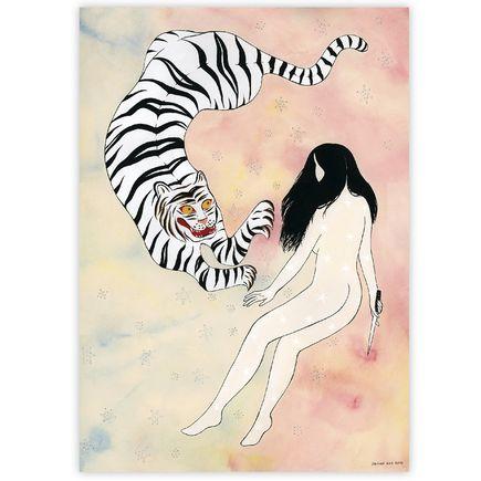 Dan-ah Kim Original Art - Love You To Death
