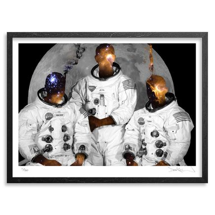 Dan Armand Art Print - Deep Space
