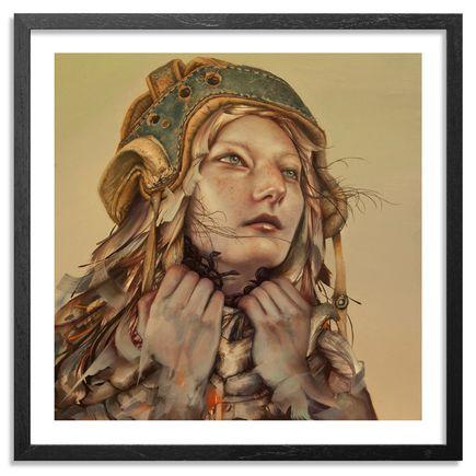Dan Quintana Art Print - Foil