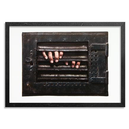 The Heliotrope Foundation Art Print - Dan Witz
