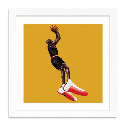 Darien Birks Art Print - Catch A Fade