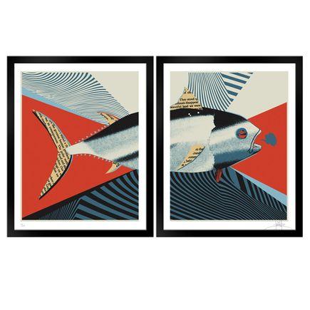 Dave Kinsey Art - Kinsey Bluefin