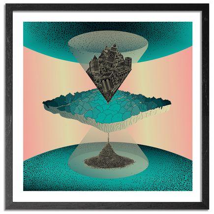 David Barnett Art Print - Ozymandias