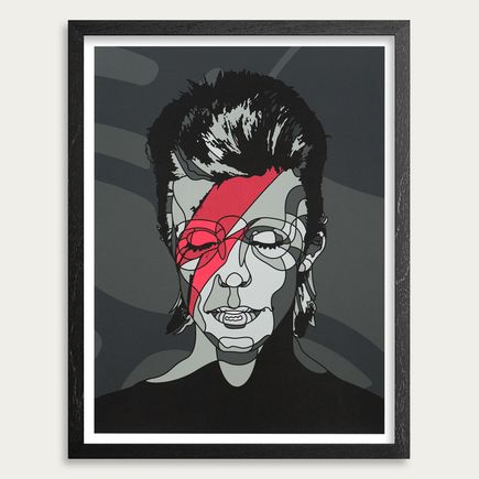 David Flores Art Print - Lazarus