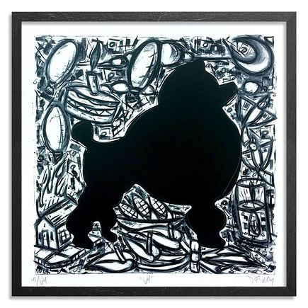 David Flury Art Print - 64