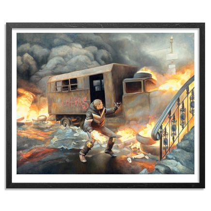 David Molesky Art Print - UltraS - Limited Edition Prints