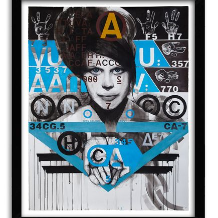 David Young V + Ivan Grianti Art Print - The New Race
