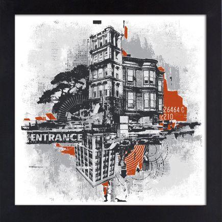David Soukup Art - Metropolis 3