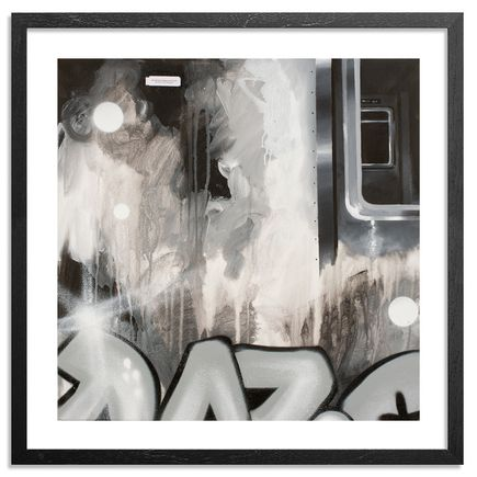Daze Art Print - Fragmented Steel - Standard Edition