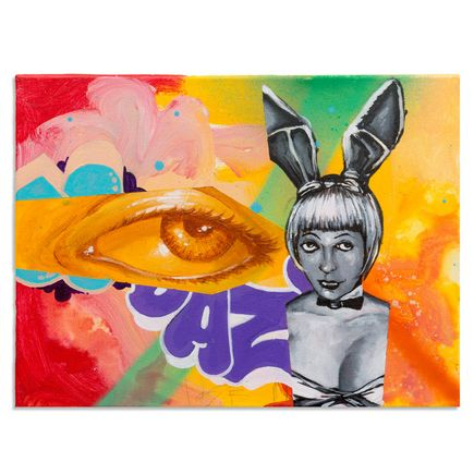Daze Original Art - Hugh Had A Plan