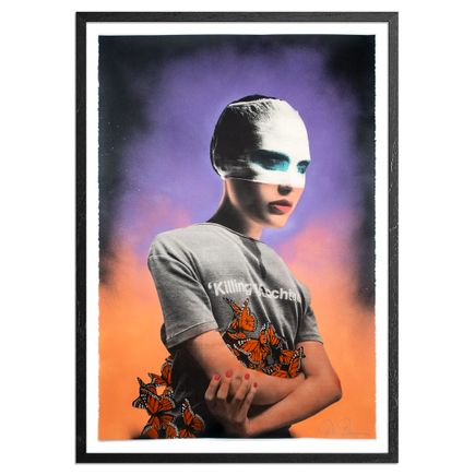 Dee Dee Art Print - Killing Machine - Violet Dawn