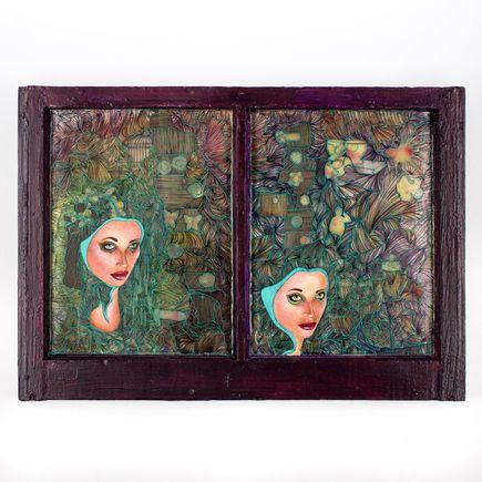 DeEtta Harris Original Art - Cinder's Tea