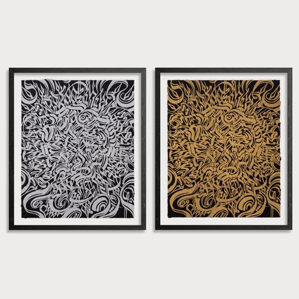 Defer Art Print - Write Into Existence - 2 Print Set