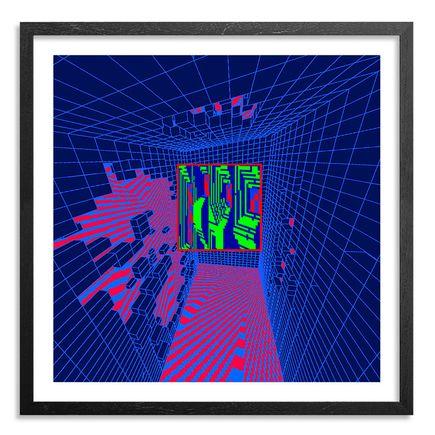 J Demsky Art Print - DGTL:HYPRSPC