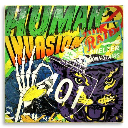Denial Original Art - Human Invasion Part 1
