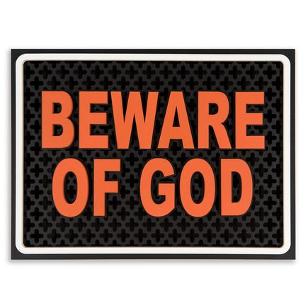 Denial Art - Beware Of God