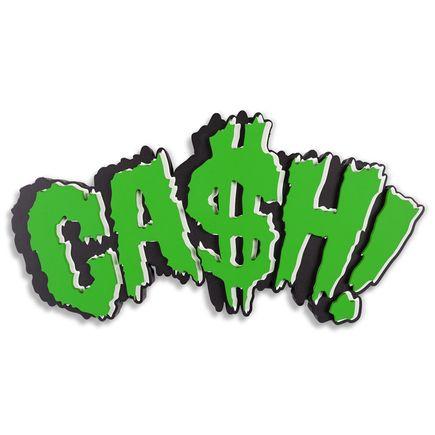 Denial Art - Cash Monster - Laser Cut Edition