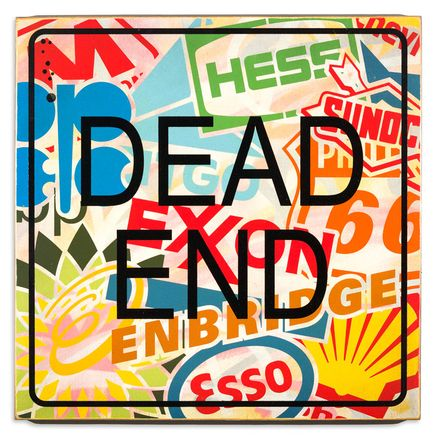 Denial Original Art - Dead End