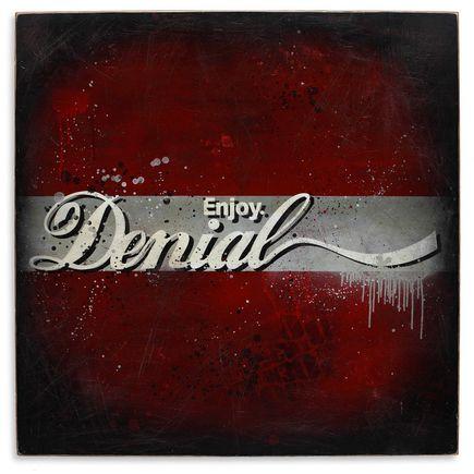 Denial Art - Enjoy Denial - 24 x 24 Edition