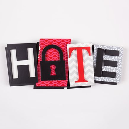 Denial Art - Hate