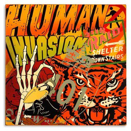 Denial Art - Human Invasion #3