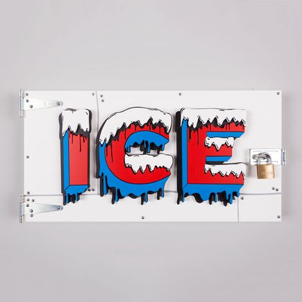 Denial Art - Icebox