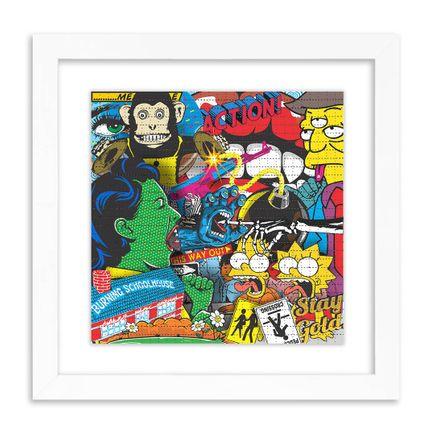 Denial Art Print - LSDelinquent - Blotter Edition